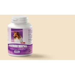 Witaminy FOSFORAN WAPNIA A+D3 Mikita - karma uzupełniająca mineralna dla psów