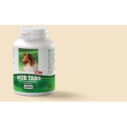 Witaminy DEZO TABS Mikita - Neutralizuje nieprzyjemny zapach z pyska, w okresie cieczki, zapach skóry.