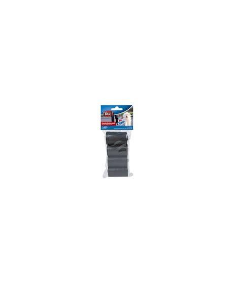 TRIXIE Czarne worki na odchody - 1 rolka zawiera 20 sztuk woreczków.