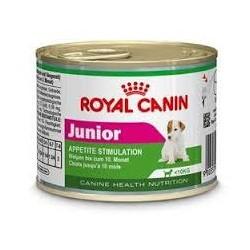 Puszka dla psa ROYAL CANIN 195g - dla juniorów.