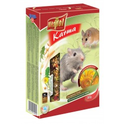 Mysz i myszoskoczek - karma pełnoporcjowa VITAPOL 500g - mieszanka podstawowa.