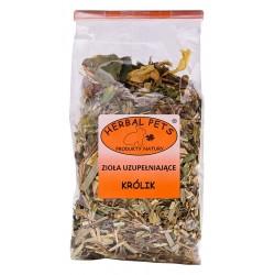 Królik zioła uzupełniające HERBAL PETS 100g. Pyszna, zdrowa i naturalna przekąska.